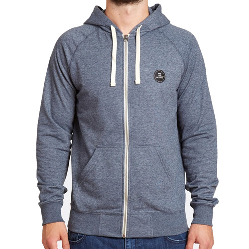 Mens All Day Zip Up Hoodie