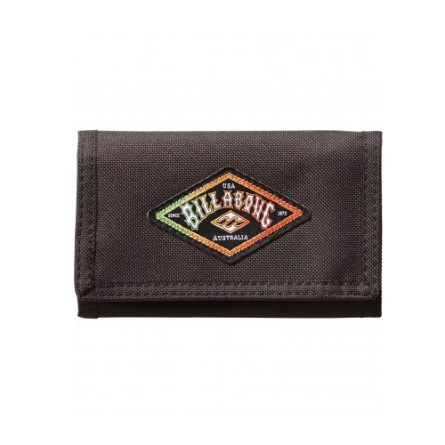 Billabong Re-Issue Wallet - Black