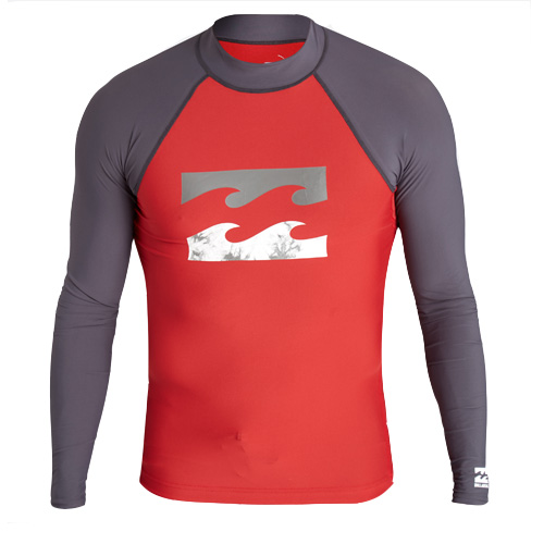 Billabong Team Waves Rash Top