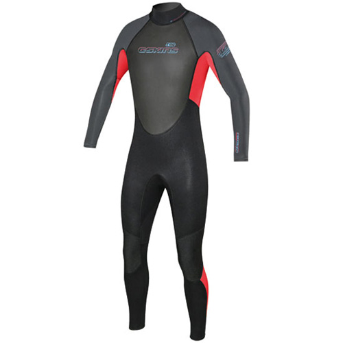 C Skins Childrens Element Wetsuit Flo Red