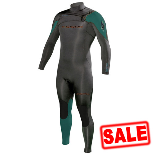 C Skins Mens Wetsuit 4-3mm Rewired