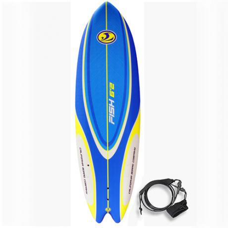 CBC Surfboard 6ft 2in SUSHI FISH