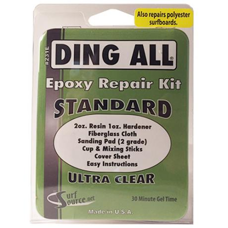Ding All Epoxy Surfboard Repair Kit