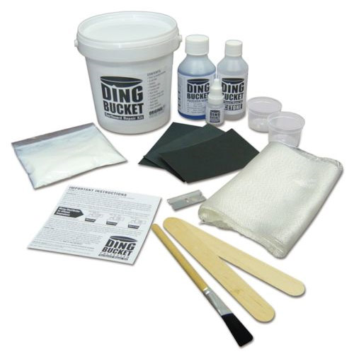 Polyester Surfboard Ding Repair Kit
