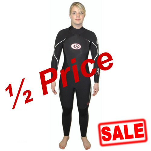womens rip curl wetsuit