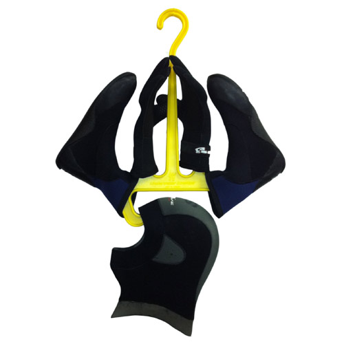 Wetsuit Accessory Hanger