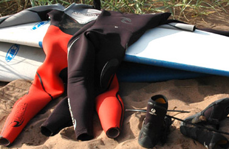 surfboard wetsuit kayak hire centre st vedas surf shop coldingham bay scotland