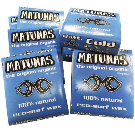 Matunas Cold Water Wax