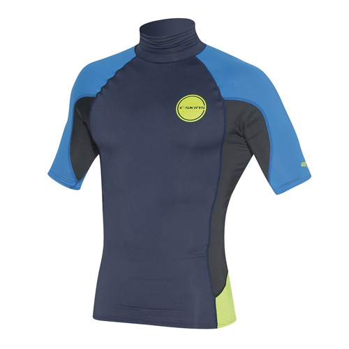 C-skins UV Turtle Neck Rash Vest