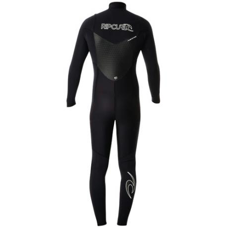 Rip Curl Mens Wetsuit 5-3mm Chest Zip Back