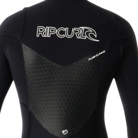 Rip Curl Mens Wetsuit 5-3mm Chest Zip Shoulders
