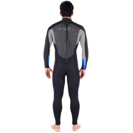 Rip Curl Mens Wetsuit 5-3mm Omega - Back