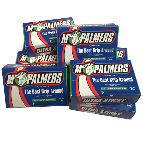 Mrs Palmers Surfboard Wax