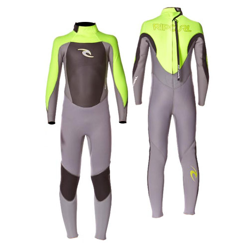 Jnr Dawn Patrol Wetsuit 5/3mm - Back Zip