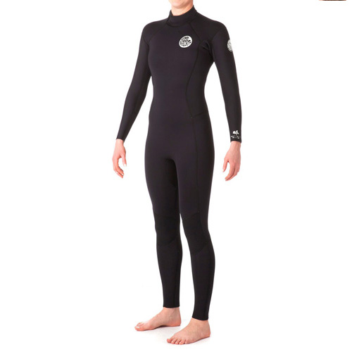 Rip Curl Womens Wetsuit 5-3mm Dawn Patrol - Black