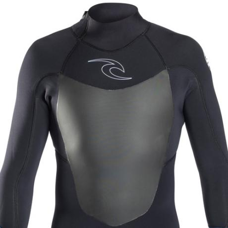 Rip Curl Mens Wetsuit 5-3mm Dawn Patrol Chest