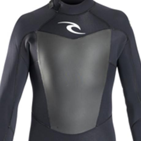 Rip Curl Mens Wetsuit 5-3mm Omega - Chest