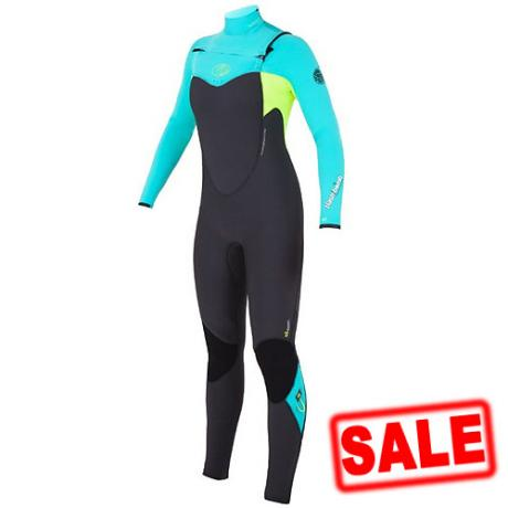 Rip Curl Womens Wetsuit 4-3mm Flash Bomb