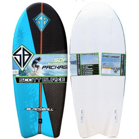 Scott Burke 4ft 6in Soft Surfboard