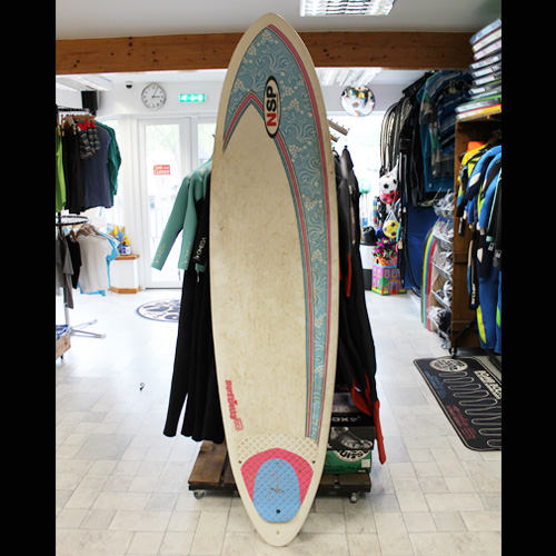 Secondhand NSP 7ft 2in Surfboard