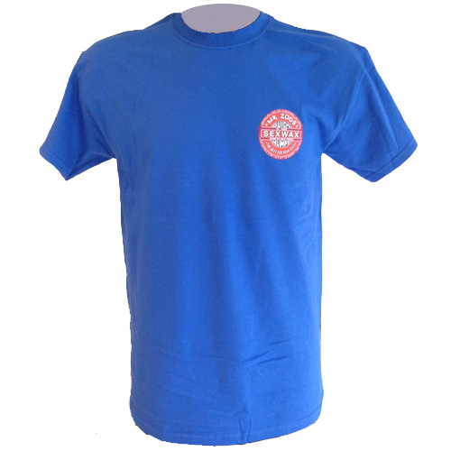 Mr Zogs Quick Humps Blue T-Shirt