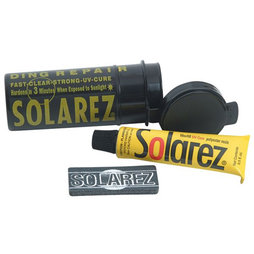 Solarez surfboard repair kit