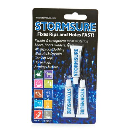 Stormsure 3 Pack Of Wetsuit Repair Glue