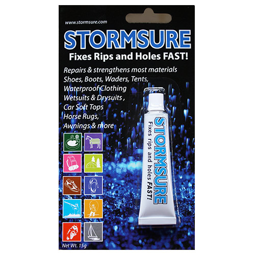 Stormsure repair glue