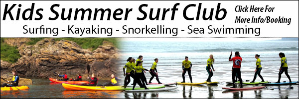 St Vedas Kids Summer Surfing Club