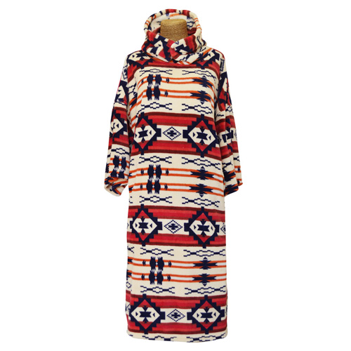 Tools Aztec Hooded Towel