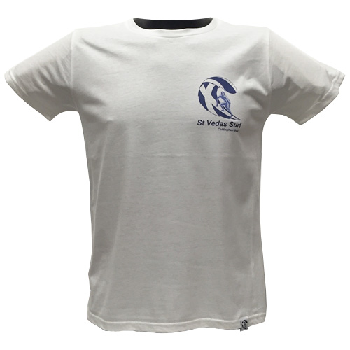 St Vedas Surf Womens T-Shirt