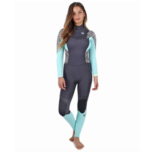Womens Synergy Chest Zip Wetsuit