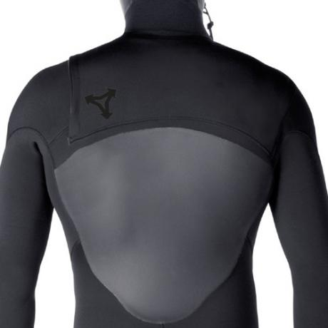 Xcel Mens Wetsuit 5-4mm Infiniti Hooded Back Panel